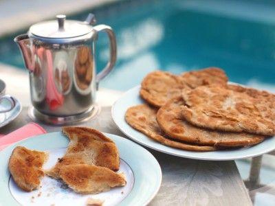 Riaz Gilani's Paratha Bread