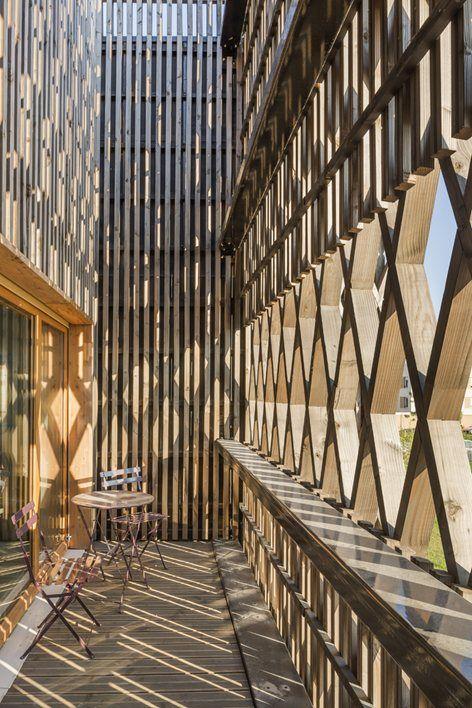MON, Montévrain, 2016 - AAVP - Vincent Parreira Atelier Architecture