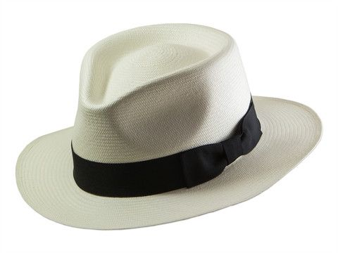 Our foundation, the original Panama Hat with black band and ribbon.   Check out our shop online www.mindita.nl