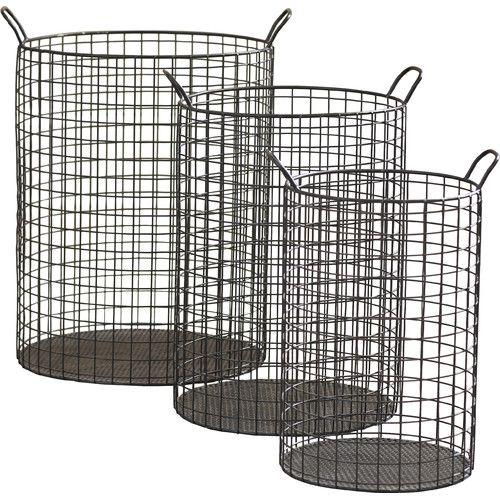1000 Ideas About Wire Storage On Pinterest Metal