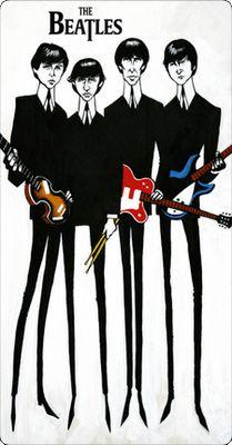 Nancy• thanks thanks thanks - wow - fantastic photo - i like - i love the beatles - pin very very nice - thanks - i want  The Beatles