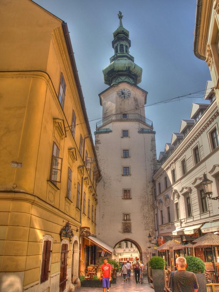 Michalská, Bratislava