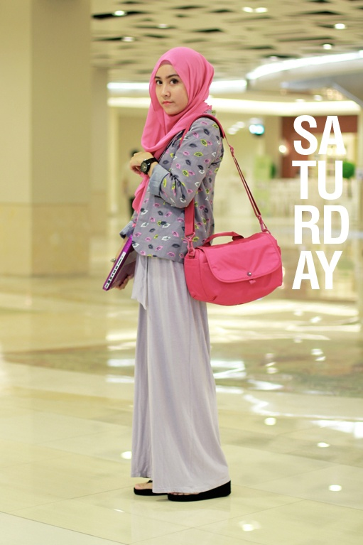 Hijab outfit by Saturday