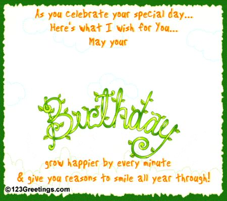 Inspirational Birthday Greetings   ... Funny Pictures: Inspirational birthday wishes, Birthday wishes