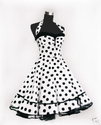 Rockabilly kleider at