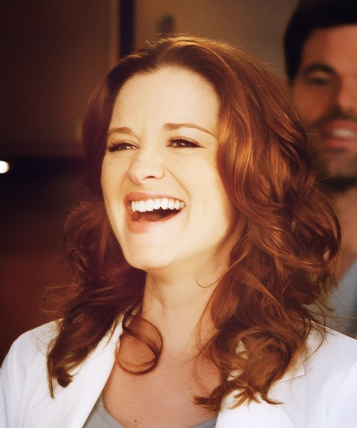 Sarah Drew as April Kepner #GreysAnatomy CUTE