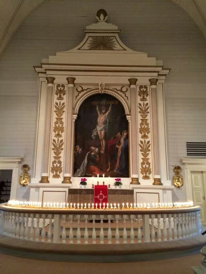 Kuortaneen kirkko