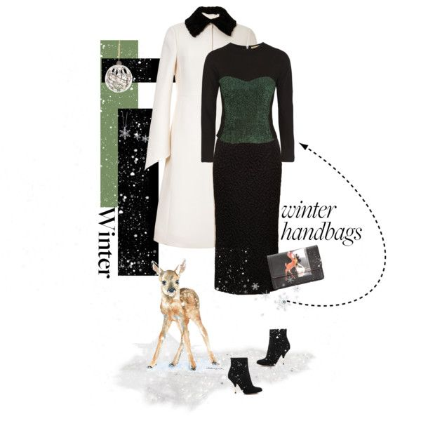 """""""Happy Birthday """"Deer"""" Anne-Irene"""" by easystyle on Polyvore"""