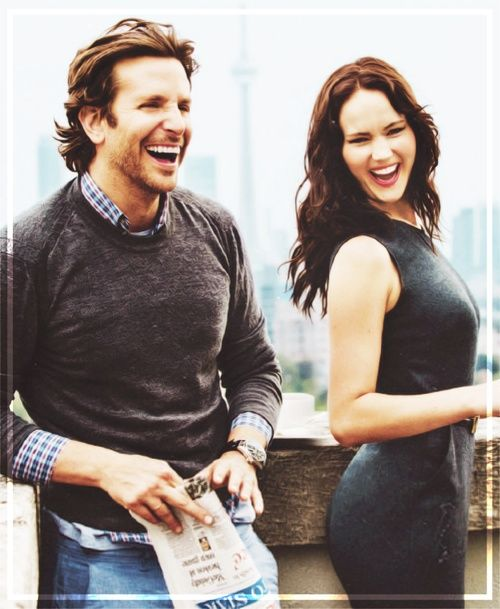 just yes, Amazing movie Bradley Cooper and Jen Lawrence performances were perfect great chemistry