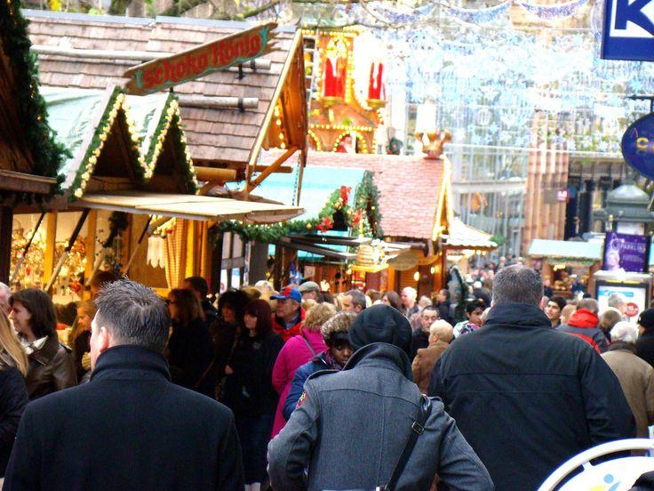 Birmingham: Mercado de navidad de Frankfurt