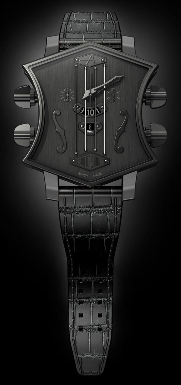 ArtyA Son Of Sound: The High End Guitar Watch   artya