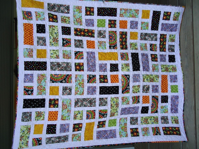 Quilt Patterns Using Squares And Rectangles : Squares and Rectangles Quilt Quilting Pinterest