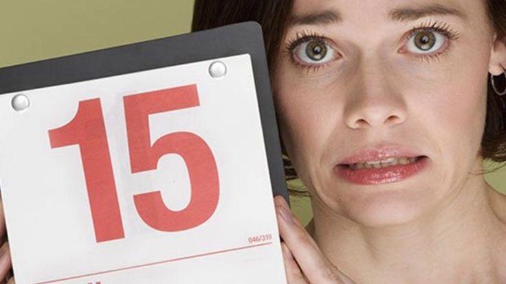 Causas de retraso menstrual… sin embarazo