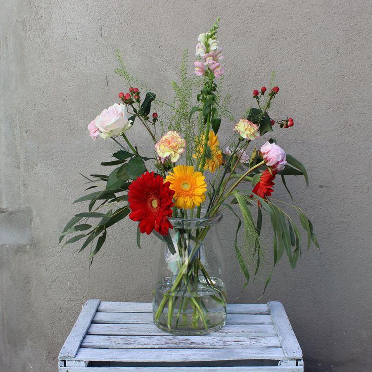 Mis Flores en Casa - Ramo Fantástico 15 al 30 de Junio