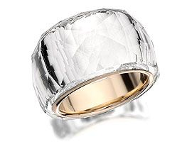 A Swarovski Nirvana ring in her favourite colour is sure to delight.
