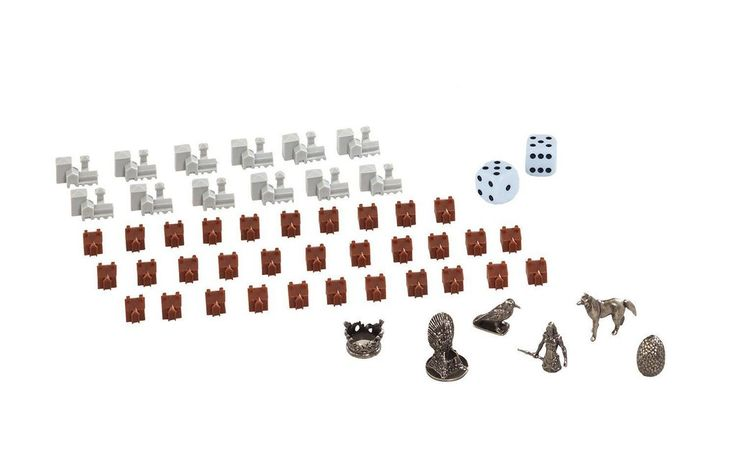 Monopoly Collectors Special Edition - Game of Thrones. Visit us now and ENJOY 10% OFF + FREE SHIPPING on all orders
