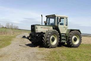 Die Schlepper der Traktor Spezial