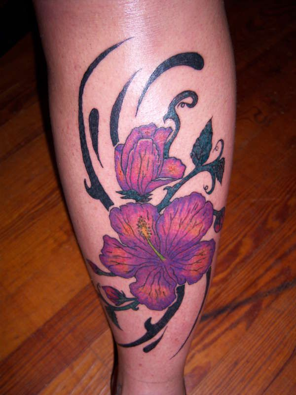 Japanese Flower Tattoos | Lotus Japanese flower tattoos represent estranged adore and yearning ...
