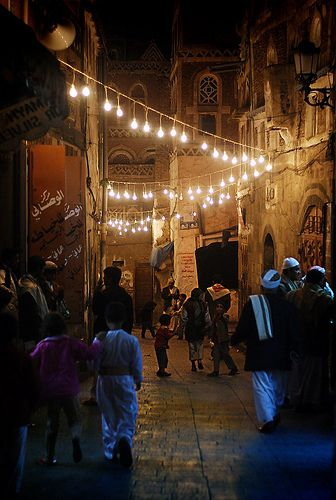 Yemen by night #photography #beauty #ArabGulf