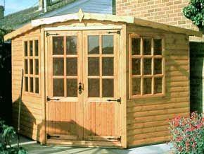 Diamond Whytewell Corner Summer House for Sale