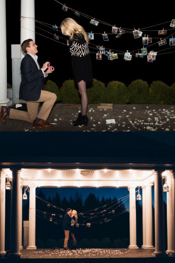 surprise engagement party