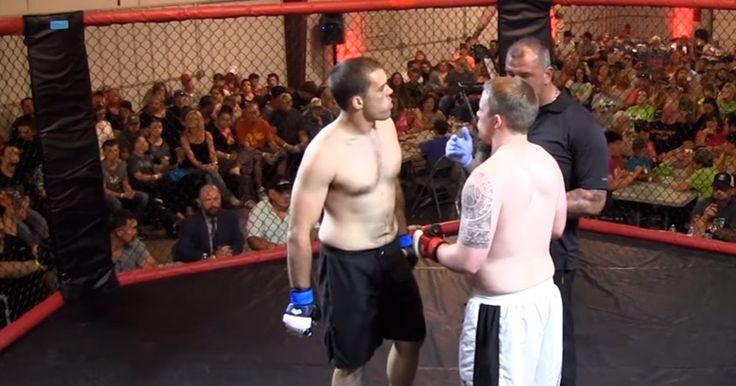 Джордан Фаулер из США нокаутировал соотечественника Дилана Гофорта на четвертой секунде боя.