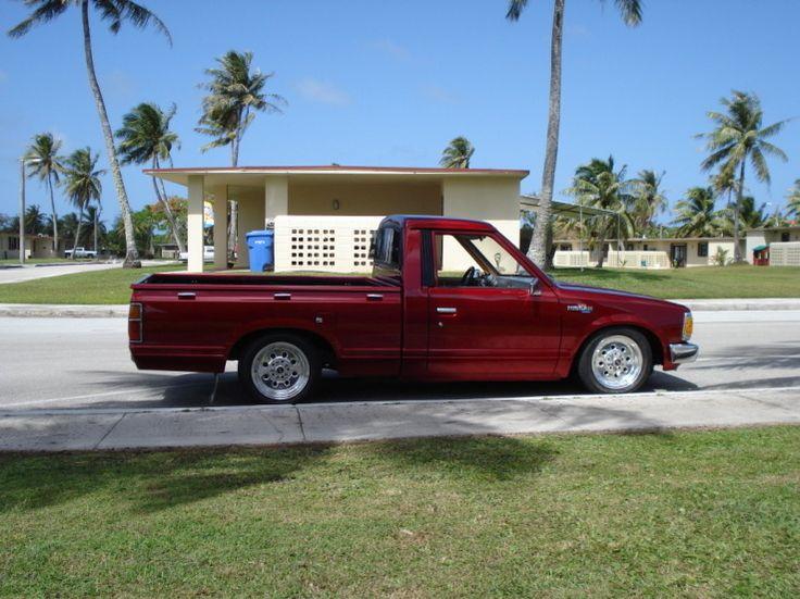 55 best •NISSAN 720 TRUCKS• images on Pinterest | Mini trucks,