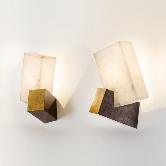 Luminaire | HERVÉ VAN DER STRAETEN https://sorsluxe.com/sors-blog/appliques-wall-lamps-luminaires
