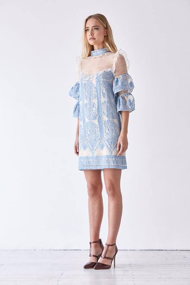Elliatt - Voltaire Dress