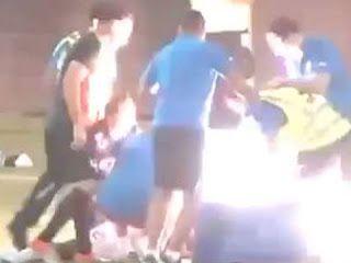 Une bombe sur un terrain de football à Chypre [video] - http://www.2tout2rien.fr/une-bombe-sur-un-terrain-de-football-a-chypre-video/
