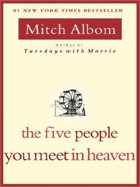 the five people you meet in heaven 2004