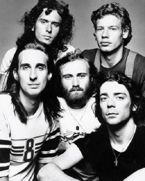 genesis the band--english eccentrics..