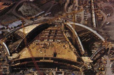 Stade olympique de Montréal et installations connexes - Articles   Encyclopédie du patrimoine culturel de l'Amérique française – histoire, culture, religion, héritage