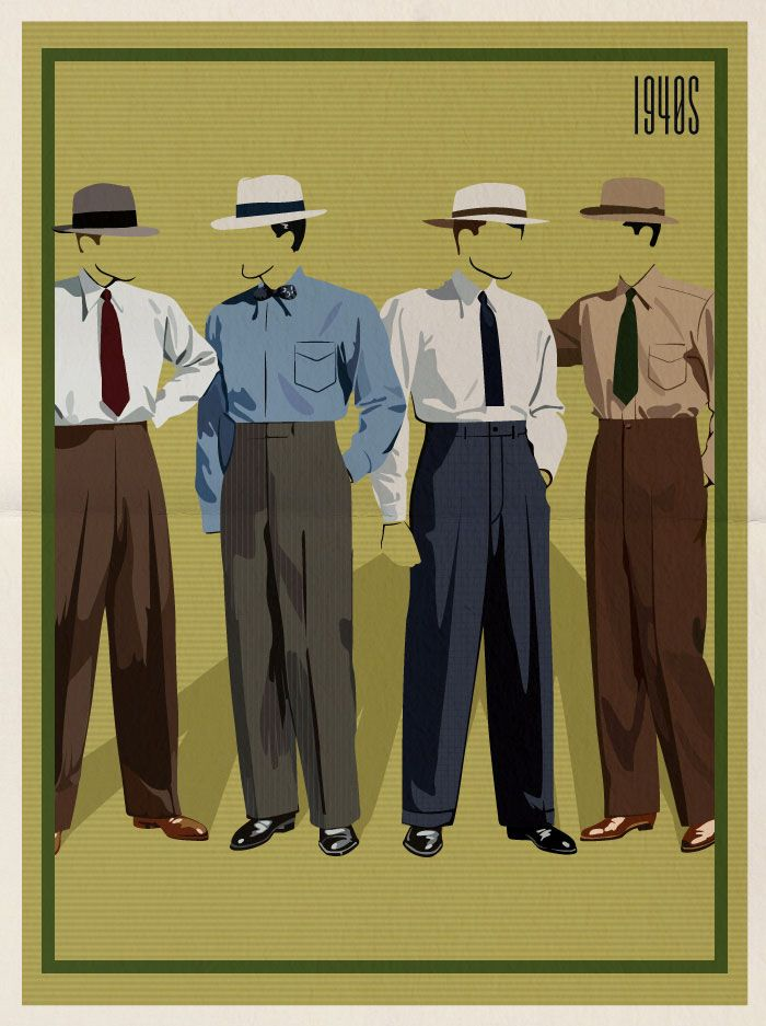 Fashion On The Couch 1940 S Fashion For Men: 196 Best Images About Men's Rockabilly Fashion On