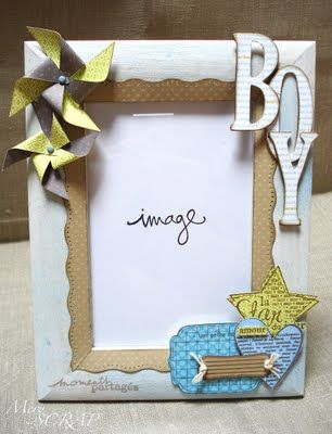 Easy alterd frame (by Mery)