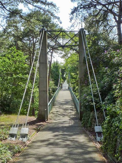 Alum bridge single men