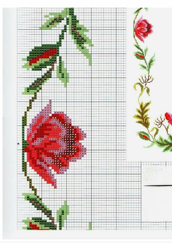 1003 mejores imágenes de Punto de cruz bello. en Pinterest   Punto ...