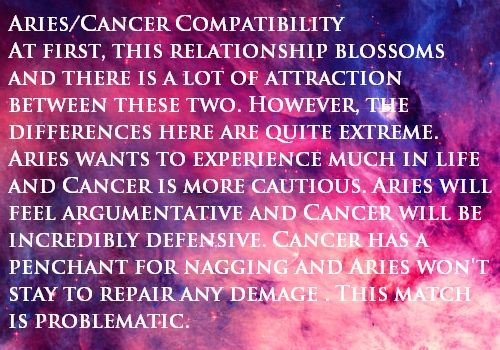 cancer and aries relationship 2015 calendar