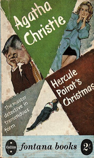 Hercule Poirot's Christmas - Fontana 175 Fontana First edition published in 1957.