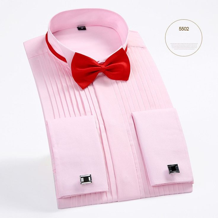 French Tuxedo Shirt | DEAL MAN
