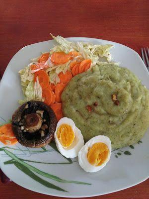 Les trouvailles de Lilona: Recette végétarienne gourmande