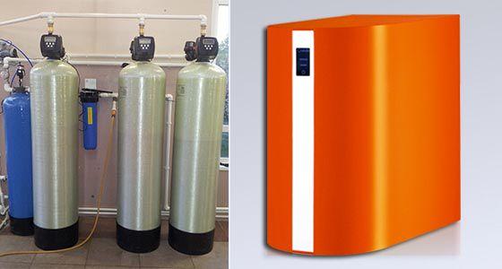 Фильтры | Системы очистки воды для коттеджей и производства в Киеве и области
