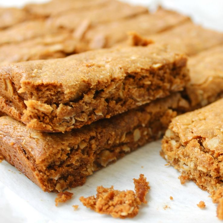 Get ready for back to school with these yummy ANZAC Bars by Rahbear.