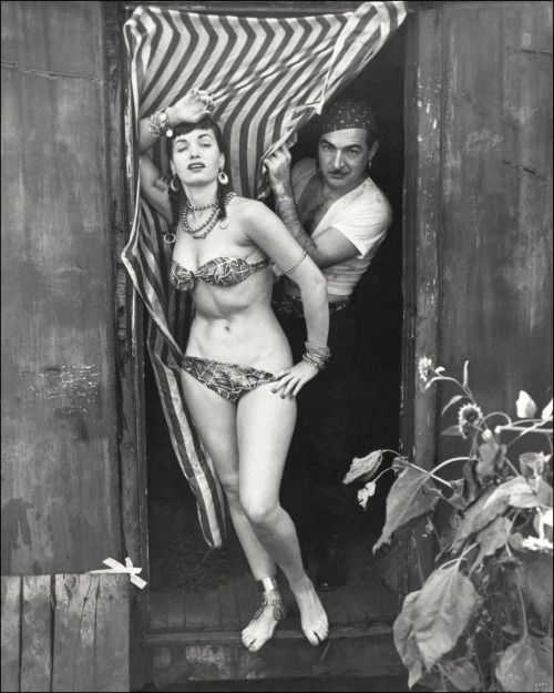 The Bettie Page : Photo