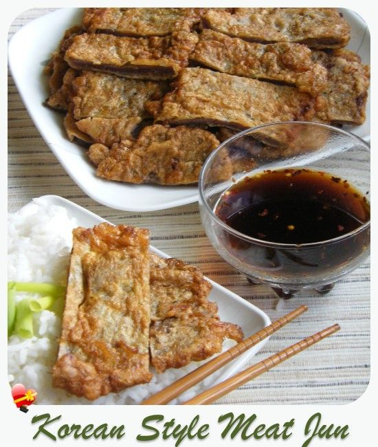 383 best local food images on pinterest china food chinese korean meat jun with dipping sauce i love hawaiian food recipes forumfinder Images