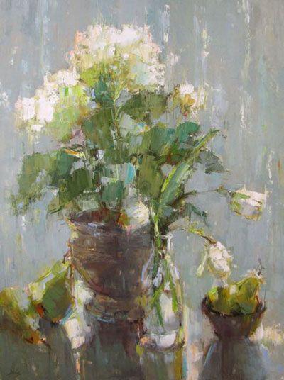 barbra flowers   White Flowers #59