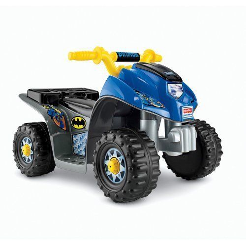 Walmart Riding Toys For Boys : Batman ride on motor bike battery power wheels with