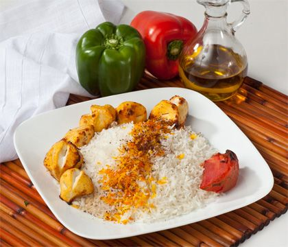 Joojeh Rice Traditional Dishes - Traditional Persian Dishes to Take Out, Catering