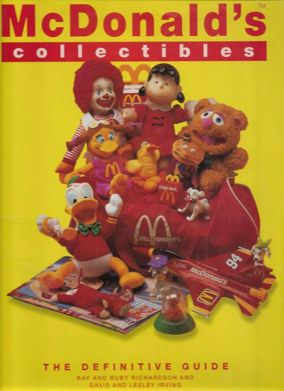 Toys From Mcdonald S Happy Meals : Images about vintage ronald mcdonald s on pinterest