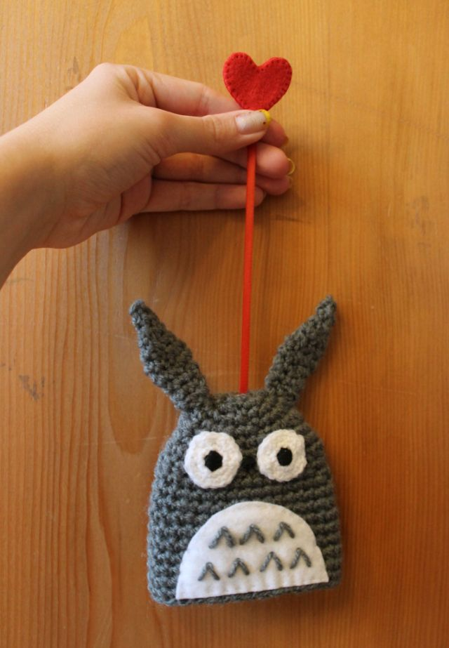 Totoro Key Cozy / Sleutelhoes                                                                                                                                                                                 More